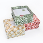 Brookfield Letterpress Square Notes - R-BRN