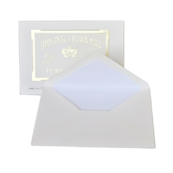 Pure Cotton Envelopes (for Cotton Notes) Original Crown Mill, Cotton, envelopes, OCM