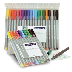 Staedtler Tri-plus Marker Sets