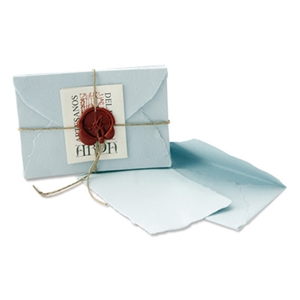 Arpa Handmade Small Card Sets Apra, handmade, sealing wax
