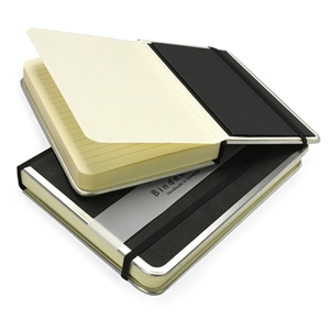 Metal Edge Blank or Lined Books