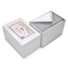 Classic Laid Note Card Presentation Box - R-OCM638