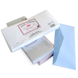 Classic Laid Business #10 Envelope Pack
