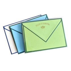 Color Edge Note Cards