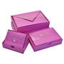 Color Vellum Small Card Box - R-OCM609