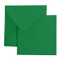 Color Vellum Square Cards Boxed - R-OCM625