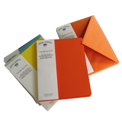 Color Vellum XL Flat Cards