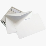 Pure Cotton Note Card Presentation Box - R-OCM40638