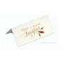 Traditional Place Card Pochettes (25) - R-FCTPC-25