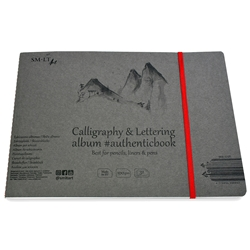 Stitiched Calligraphy Paper Album